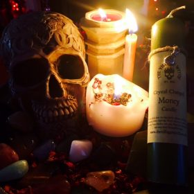 Spell Candles, Herbal Candles & Magical Candles