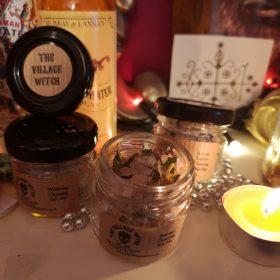 Handmade Cleansing Salt & Herb Mixes
