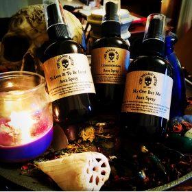 Aura Sprays™, Magical Room Sprays & Magical Spell Sprays