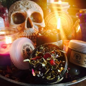 Handmade Spell & Ritual Incense Blends, Incense Sticks & Incense Tools